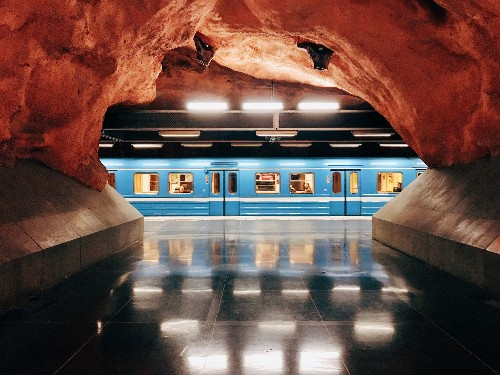 See why the world's best subway lines are destinations unto themselves