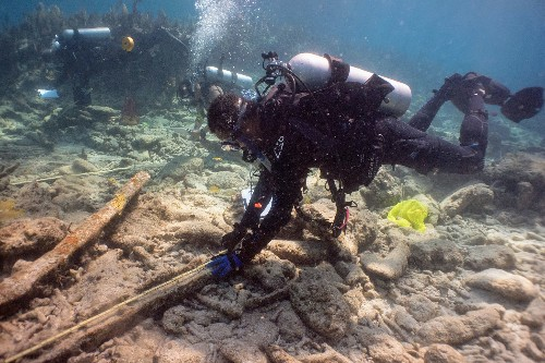 Most slave shipwrecks have been overlooked—until now