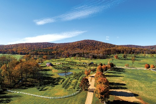 How to see the Virginia Piedmont? Just follow Thomas Jefferson