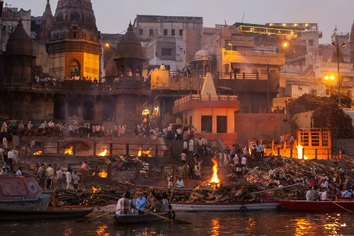 One of India's holiest cities is being reborn. Not everyone is happy