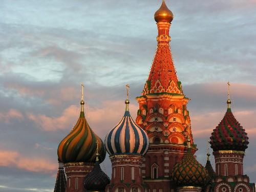 Ksenia's Moscow