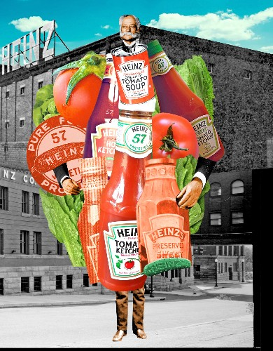 How Henry Heinz used ketchup to improve food safety