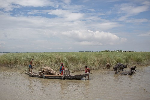 143 Million People May Soon Become Climate Migrants