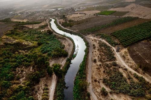 Biblical Waters: Can the Jordan River Be Saved?