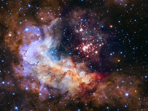 Week's Best Space Pictures: Hubble's Birthday Portrait