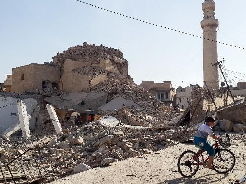 Q&A: Why Sunni Extremists Are Destroying Ancient Religious Sites in Mosul