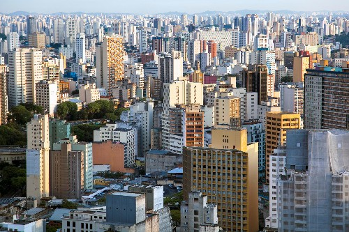 A writer's perfect day in São Paulo
