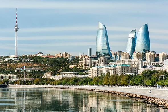 Sabina's Baku, Azerbaijan