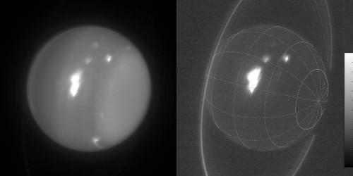 Newfound Mega-Storms on Uranus Pose Planetary Puzzle
