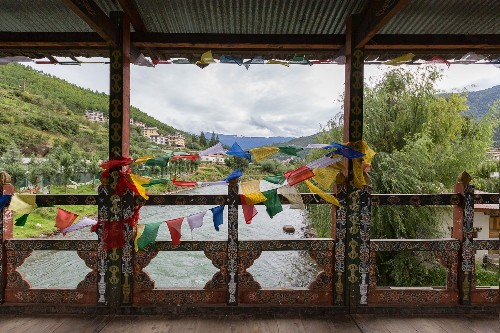 Seeking solace in Bhutan's temples and rituals