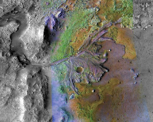 Rivers may have flowed on Mars for longer than anyone realized