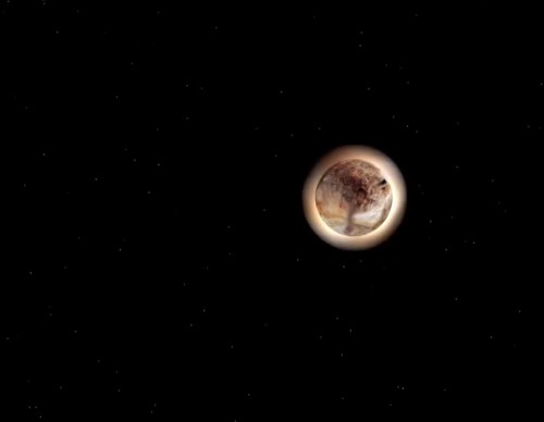 Scientists in Flying Telescope Race to Intercept Pluto's Shadow
