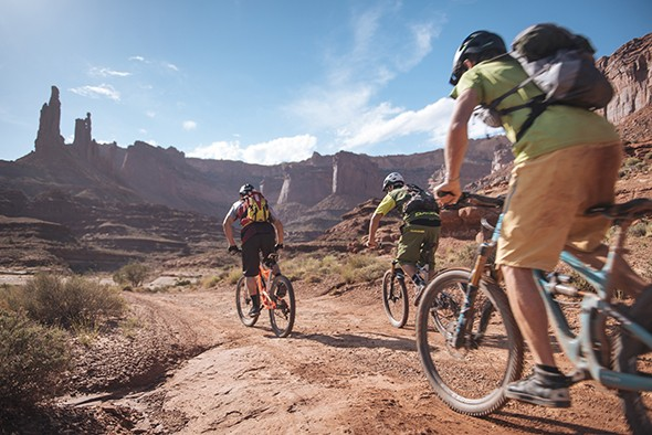 Utah by Dirt: Mountain Biking the White Rim Trail