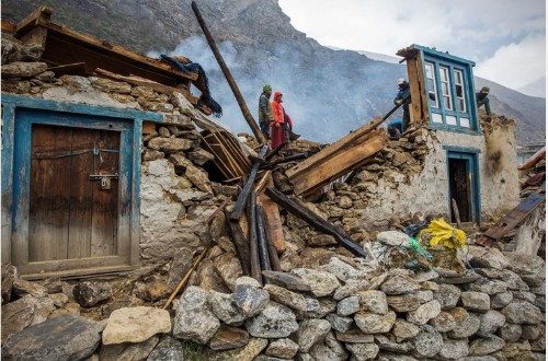 Nepal Earthquake, Everest News on National Geographic