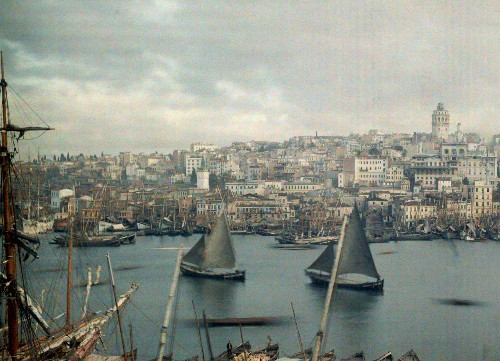 Picture Archive: Constantinople in Color, 1923