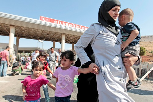 First Person: Five Things I Learned in Syrian Refugee Camps