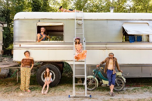 Go Inside the Magical Life of Europe's Family Circuses
