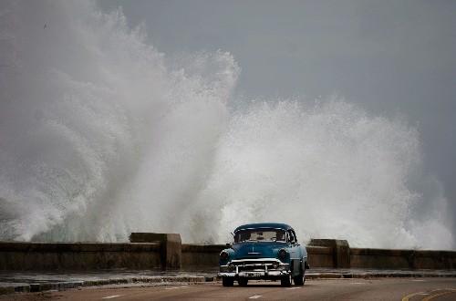 Photos show Hurricane Michael's historic strength