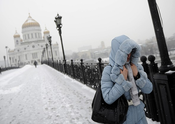Reflections From An American in Russia