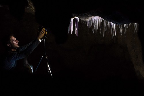 Dazzling Video of a Glowworm Cave in New Zealand