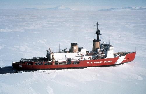 U.S. Icebreaker Polar Star: Explaining the Ship in Antarctic Rescue