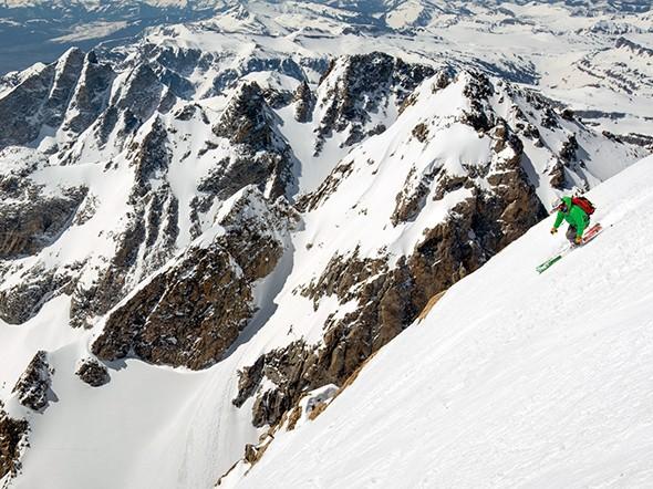 Mountaineering  - Magazine cover