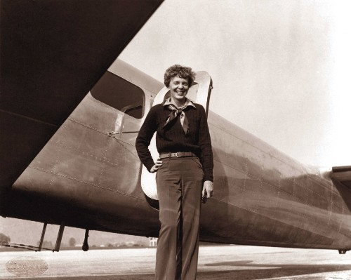 Newly Discovered Amelia Earhart Film Reignites Mystery