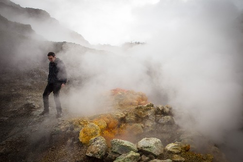 Is Italy's 'supervolcano' filling with magma? Get the facts.