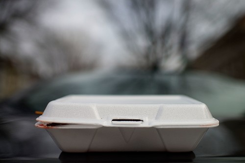 Maine passes the U.S.'s first state ban on foam food packaging