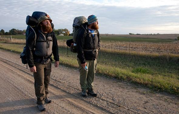 Veterans Walk 2,700 Miles to Help Their Own