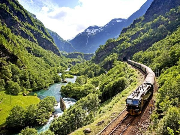 10 of the Best European Train Trips