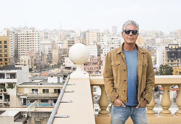 Travel Lens: Anthony Bourdain's World