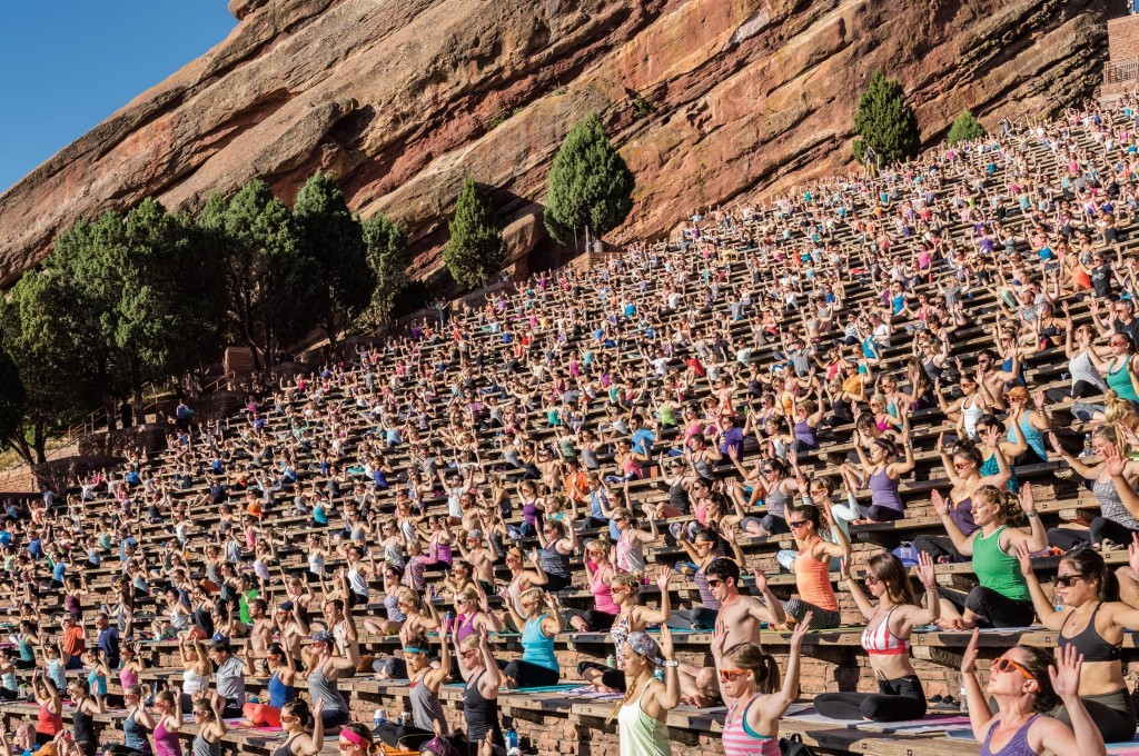 Why our fast-paced society loves yoga