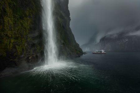 Constant raining season Photo by QIAN WANG — National Geographic Your Shot