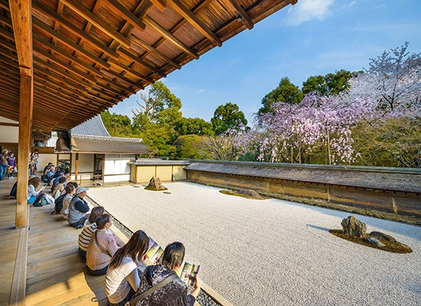 Finding Peace in 21st-Century Kyoto