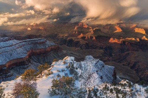 How to take an amazing photo of the Grand Canyon