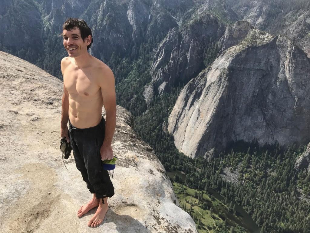 Exclusive: Alex Honnold Completes the Most Dangerous Free-Solo Ascent Ever