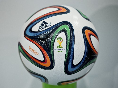 Physicists Say New World Cup Soccer Ball Design Has Big Impact