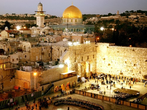 See Jerusalem like a Nat Geo Explorer