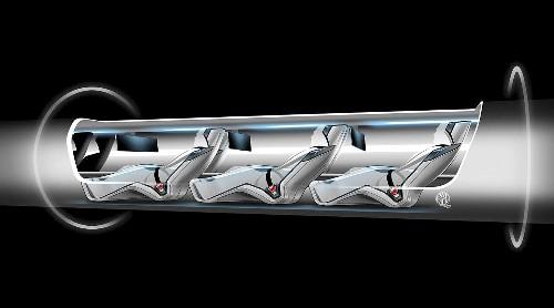 Musk's Hyperloop Plan Draws Praise, Skepticism