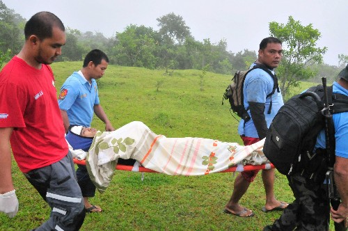 Philippines Volcano Deaths Raise Climbing Questions