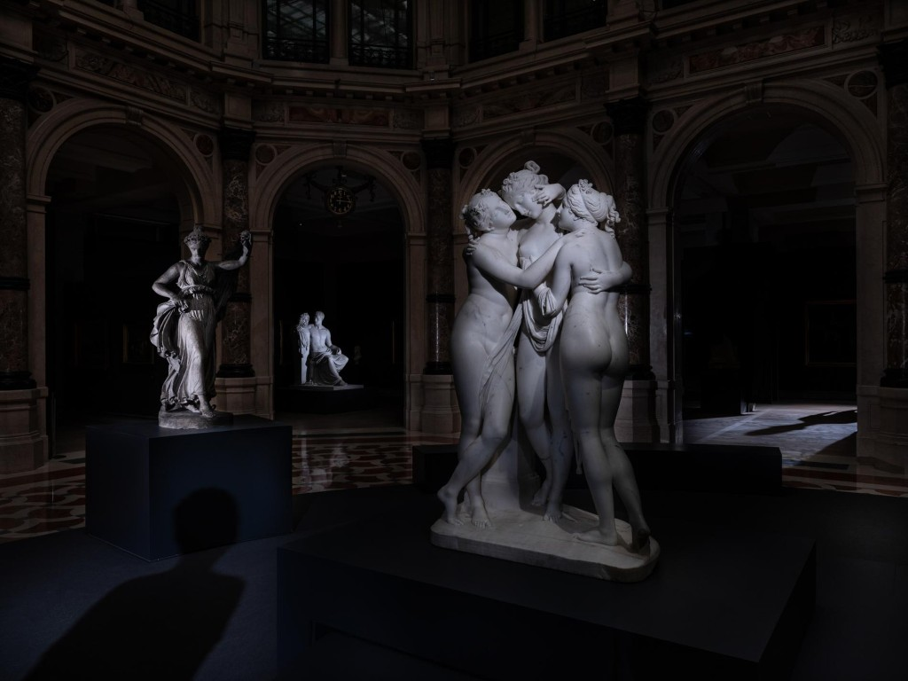 Museums' treasures endure, but how we see them may change