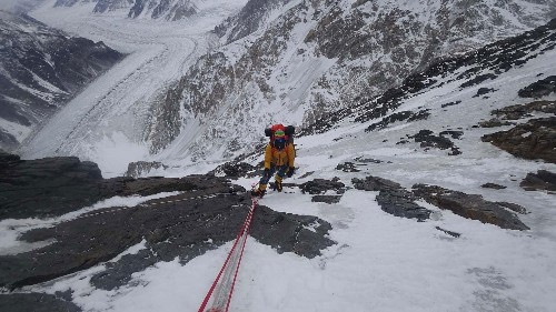 Climber Breaks From Team, Attempts and Abandons Solo Ascent of 'Savage Mountain'
