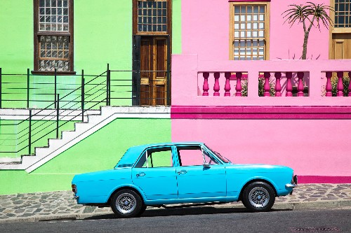 Colorful Travel Photos From Around the World