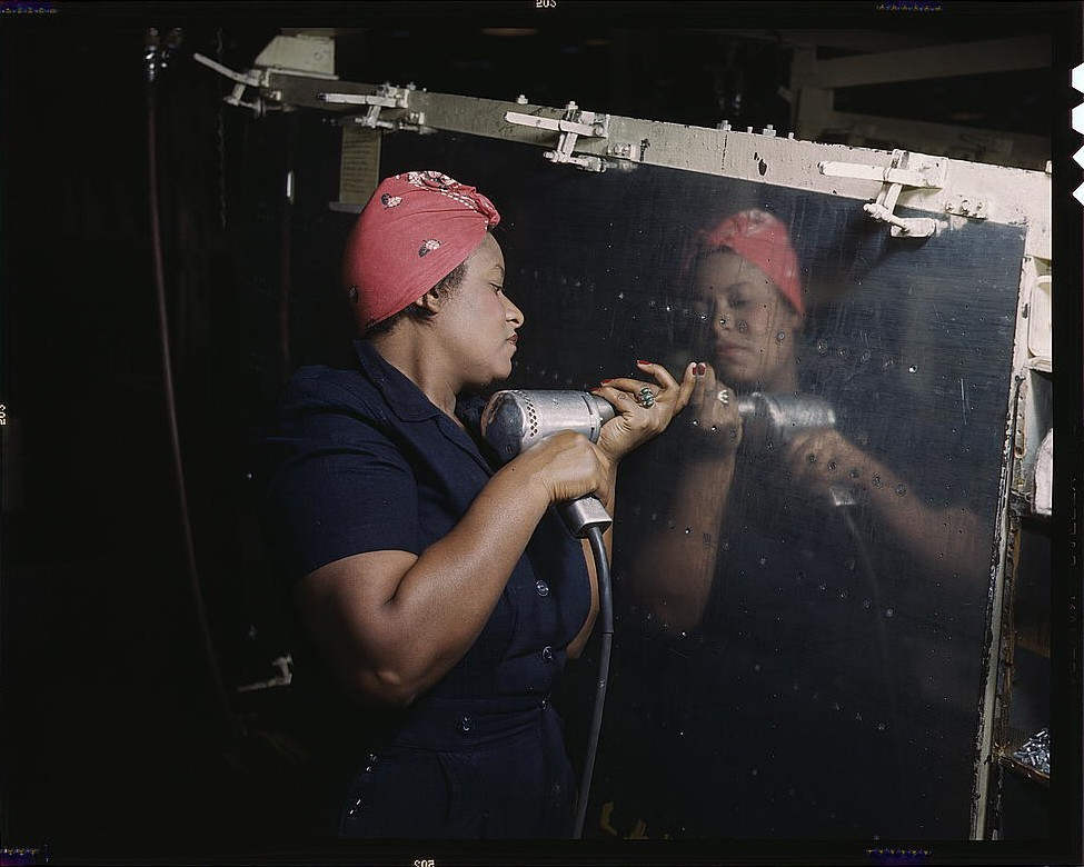 These women helped win WWII. What's their advice for us today?