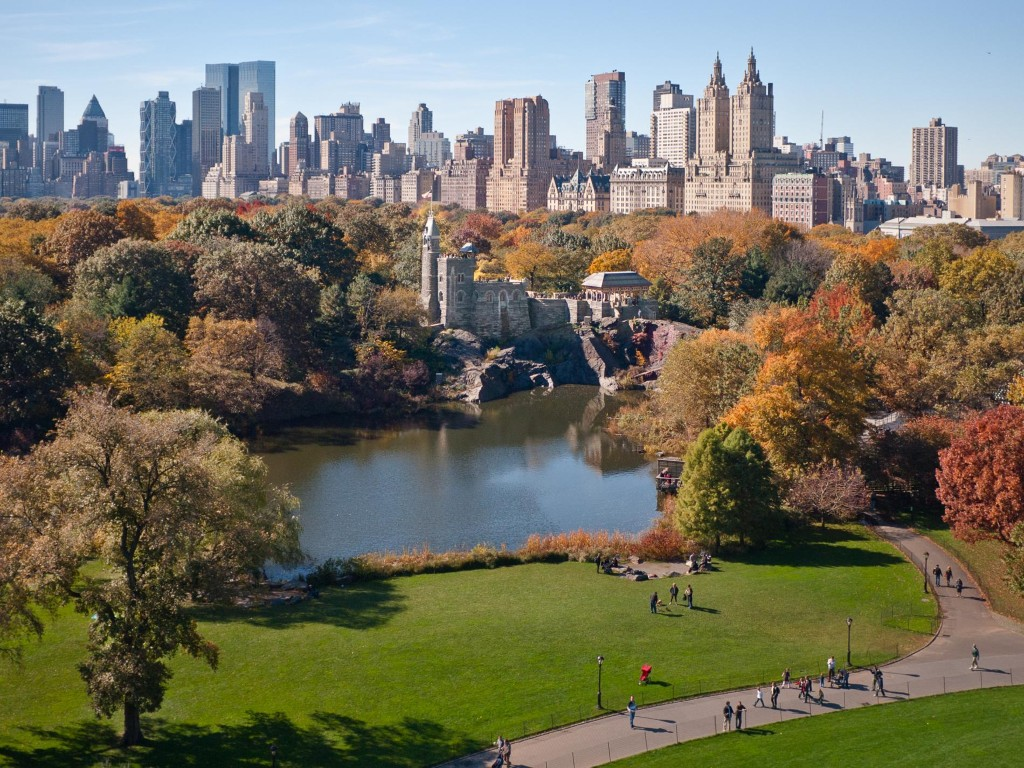 How to make the most of Central Park