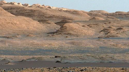 Mars Up Close, Part 2: John Grant