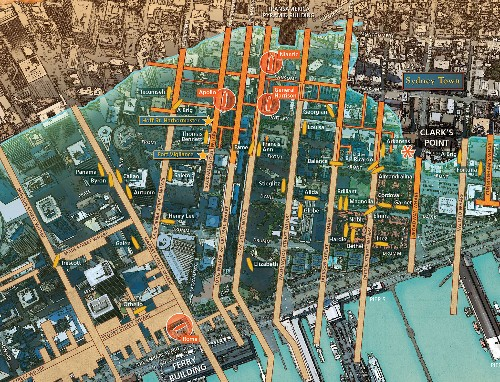 New Map Reveals Ships Buried Below San Francisco