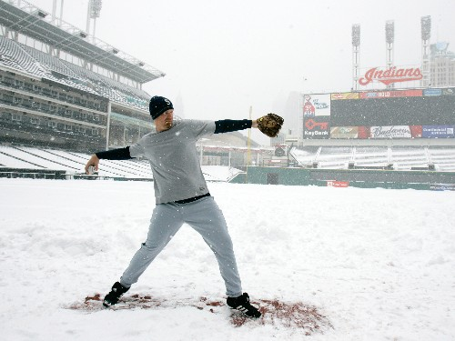 Baseball Spoiled by Nature: Top 10 Moments