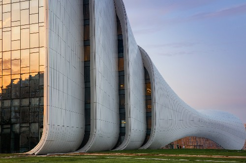 Modern marvels: museums with spectacular architecture